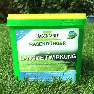 Langzeitdünger für Rasen 5 kg Eimer